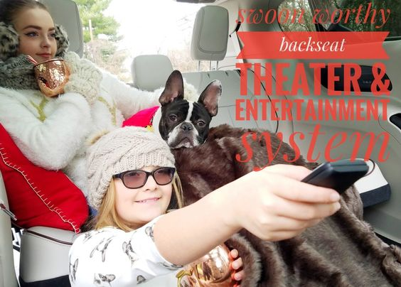 I am not a minivan person but set out to answer the question; Could the Chrysler Pacifica be the minivan for non-minivan people?   Starting with the entertainment system which is swoon-worthy for road trip fans. But there is more... #DrivePacifica