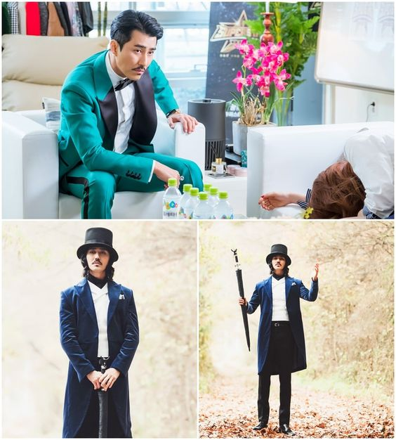 "tvN's newest Saturday-Sunday drama ""Hwayugi"" has viewers in anticipation as it boasts of a unique storyline, star-studded cast, and experienced writers and"
