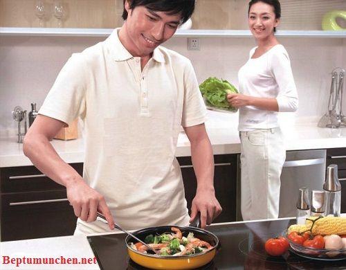 Một số lưu ý khi sử dụng bếp điện từ Munchen QA 300I