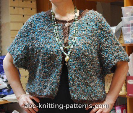 Raglan Jacket Knitting Pattern : Pinterest   The world s catalog of ideas