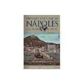 A la sombra del Vesubio : historia cultural de Nápoles / Jordan Lancaster