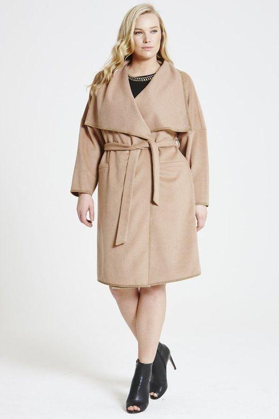 New Womens Plus Size Ladies Camel Belted Coat - Sizes 14-26 #plussize #curvygirls #fashionista #curves #plussizefashionista #plussizefashion #plussizestyle #fashion #stylefilesplus #hariraya #emraflessia #xxxxl #3xl #jubah #bazaarpaknil #5xl #dress #xxl #sayajual #visitmyig #sizebesar #plussizedress #muslimah #bajuwanita #emchinesenewyearsale #sayajualdress #jualbigsize #jualdressbigsize #butikbigsize #jumbosize