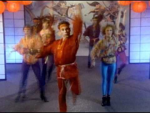 The Karate Rap #awesome80s