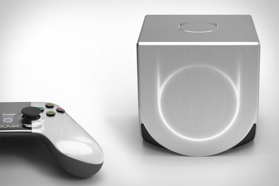 Ouya- an open source gaming console