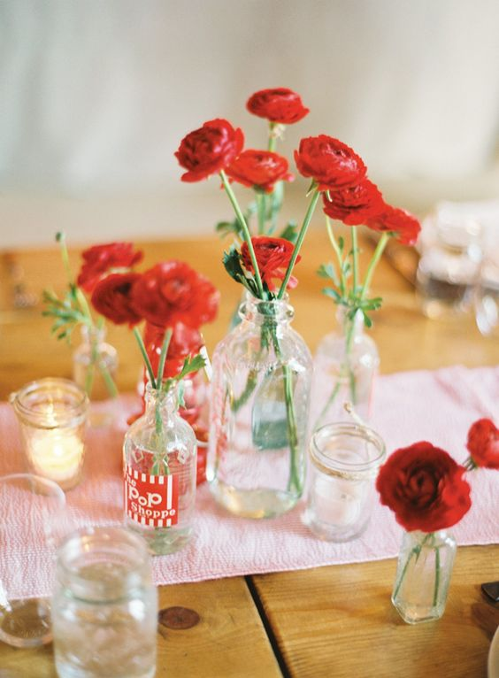 Gorgeous vintage state fair rehearsal dinner simple