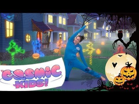 Ruby Broom A Halloween Cosmic Kids Yoga Adventure Yoga For Kids Kid Yoga Video Helping Kids