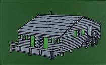 Weekend Cabin - Patrick Caulfield