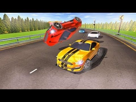 Real Fast Concept Sport Car Racing Track Simulator Android Gameplay Sports Car Racing Sports Cars Racing