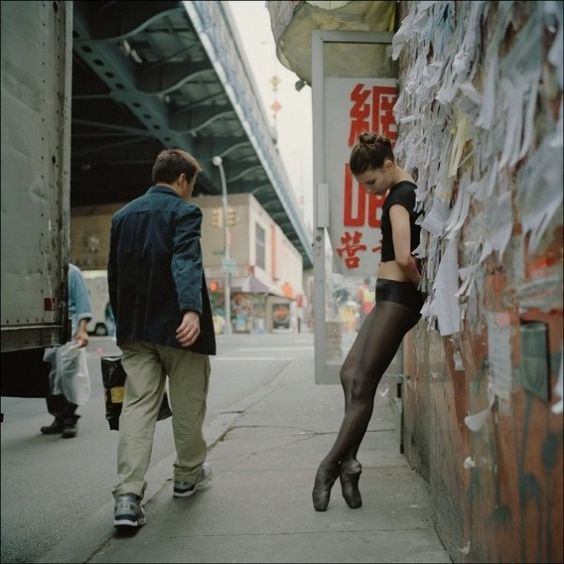 'The Ballerina Project' by Dane Shitagi