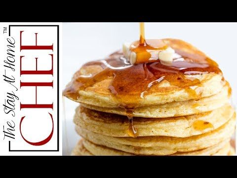 The Perfect Homemade Pancake Recipe Is Easy To Make With Ingredients You Probably Already Have On Ha Homemade Pancake Recipe Perfect Pancakes Homemade Pancakes
