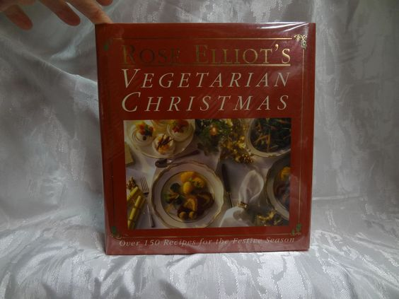 Rose Elliot's Vegetarian Christmas Over:150 Recipes for the Festive Season HB/DJ Z
