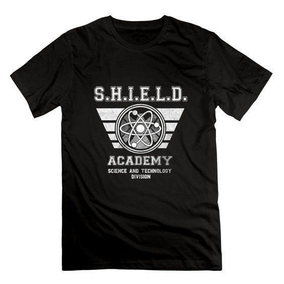 Amazon.com: Agents of S.H.I.E.L.D. SHIELD T-Shirt Night Merchandise Avengers T-Shirt: Clothing