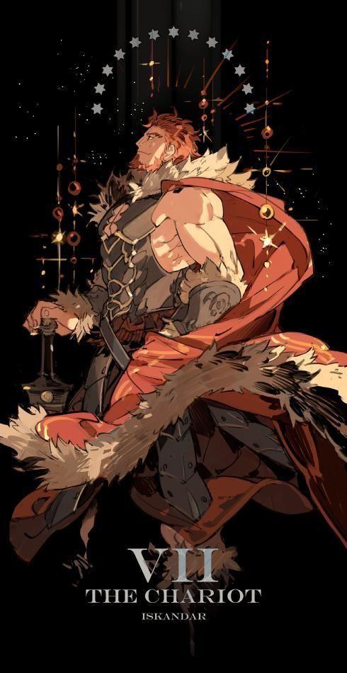 Pin By Jesus Garcia Estrada On Token Rambu Fate Stay Night Anime Fate Zero Fate Anime Series