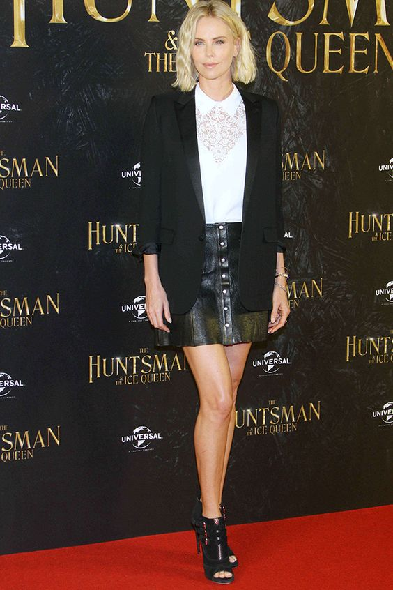 the huntsman and the ice queen premiere red carpet - Pesquisa Google: