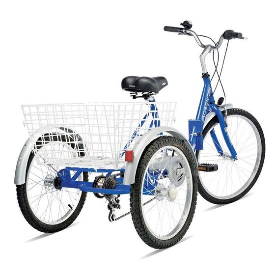 Miami sun adulte tricycle