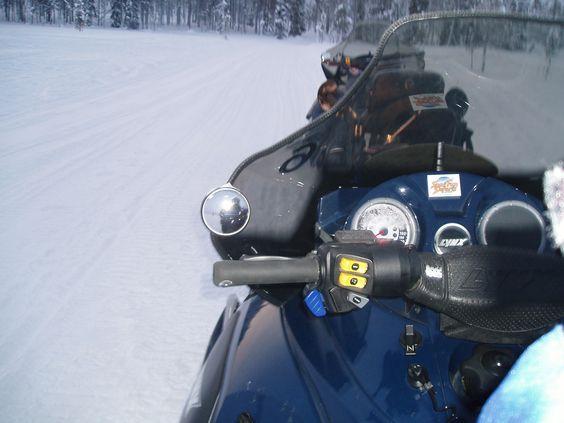 Sneeuwscooters