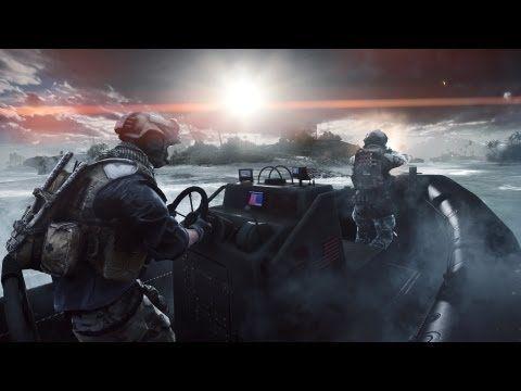 """Battlefield 4 Paracel Storm multiplayer – http://www.sectorgamer.com/wp-content/uploads/2013/08/Battlefield-4-Paracel-Storm-Trailer-600x338.jpg – DICE quiere ser el referente de los shooters en la nueva generación y está dispuesto a conseguirlo con Battlefield 4.  En la conferencia de EA hoy en la Gamescom hemos podido ver un impresionante nuevo mapa """"Parecel Storm"""", en el que podemos observar un mapa gigantesco, con una... – SectorGamer"""