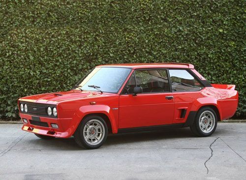 Fiat 131 Abarth Collector In 2020 Fiat Abarth Fiat Fiat Cars