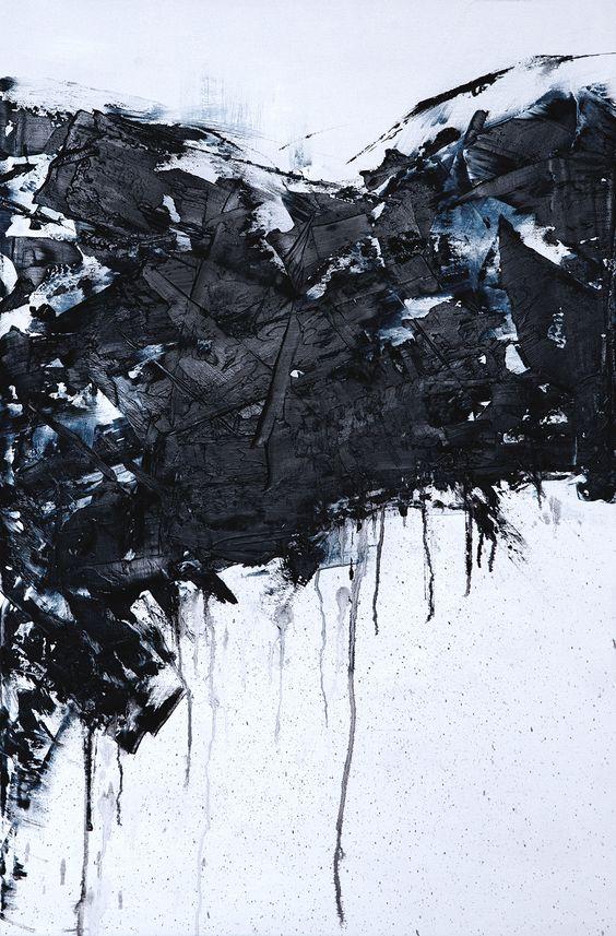 Ishiki Arata Original Oil Painting