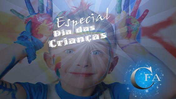 Neste dia tão especial o Canal Fora do Ar quer prestar uma linda homenagem a todas as crianças ( tanto as de idade,  quanto as de espirito). Feliz Dia das crianças. Acesse: www.canalforadoar.com