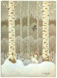 :: Sweet Illustrated Storytime :: Illustration by Lennart Helje