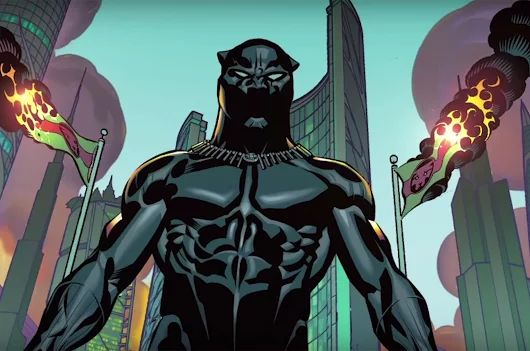Run The Jewels Help Kick Off 'Black Panther' Video Series for Marvel