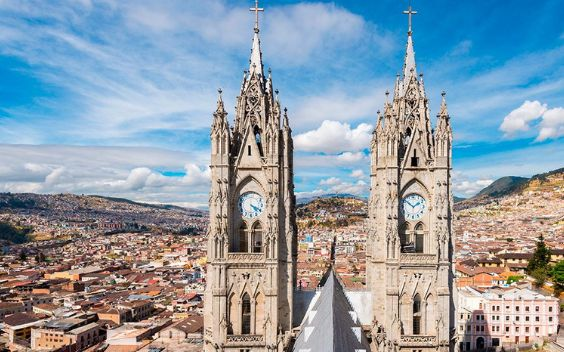 Quito is a great city, discover it is a great adventure