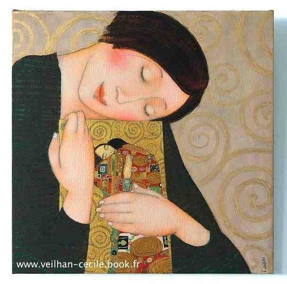 Les peintures de cette artiste me plaisent beaucoup !!!: