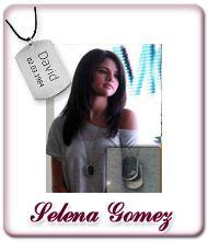 Selena Gomez Dog Tag