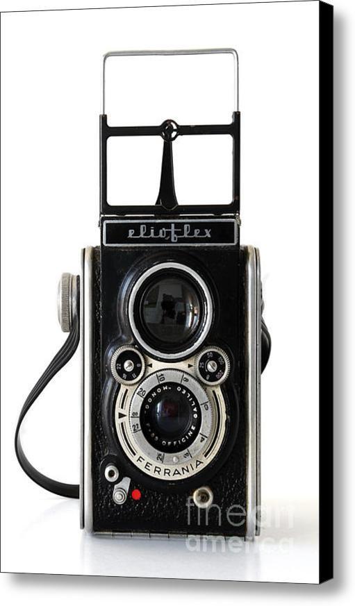 #Ferrania #Elioflex #Camera #Canvas #Print / Canvas #Art By #Ricardmn #Photography