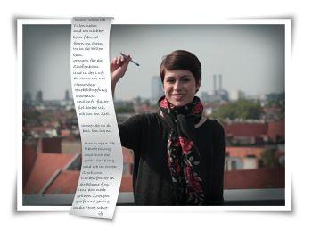 Charlott ist K.labs Go-To-Girl für Kontake mit der Außenwelt! #KlabBerlin #meinUnterricht.de
