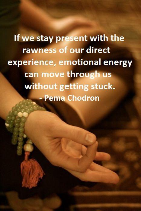 Pema Chodron | www.pinterest.com/momentofbliss