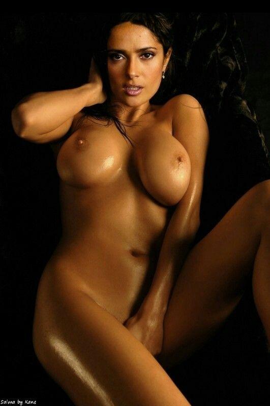 Salma hayek nudes