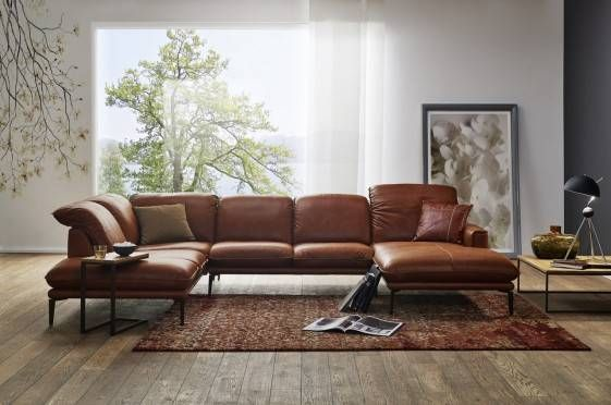 Canape Cuir Ou Tissu Grand Canape Design En U Cuir Adoration Tm In 2020 Couches Living Room Sectional Leather Sofa Living Room Sofa