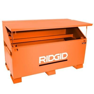 60 in. x 37 in. Jobsite Storage Chest | Storage, Ps and ...