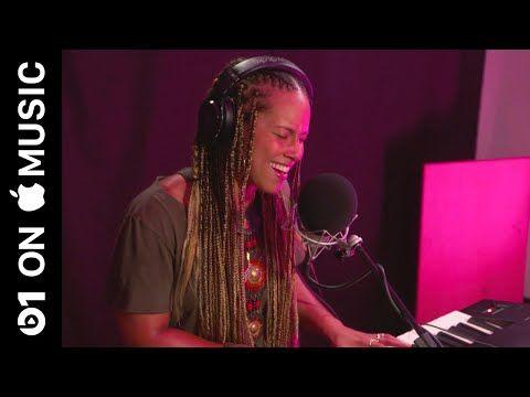 Alicia Keys Tribute To Aretha Franklin Beats1