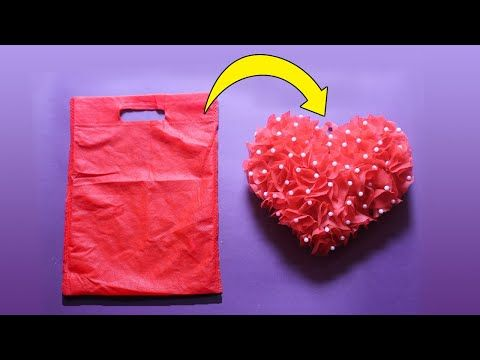 Cloth bag Roses