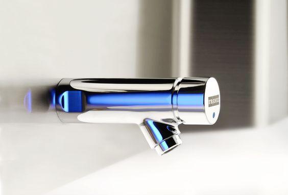 Franke self closing tap