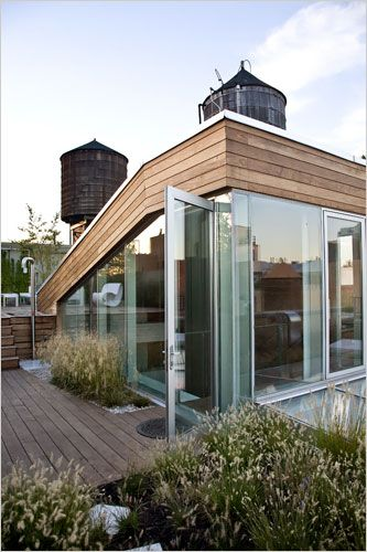 nyc rooftop bulkheads - Google Search