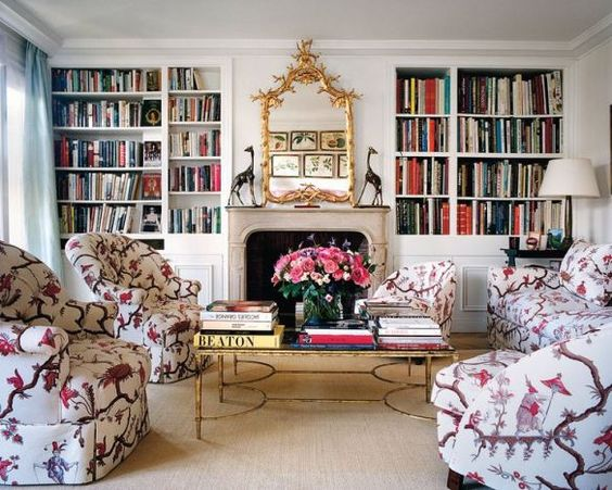Lee Radziwill's home in T Magazine
