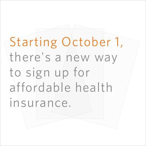 Applying For Health Insurance Just Got Easier Apply For Health