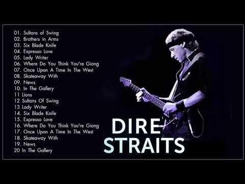 Dire Straits Greatest Hits Full Album 2018 Hd Youtube Dire Straits Greatest Hits Disco Music