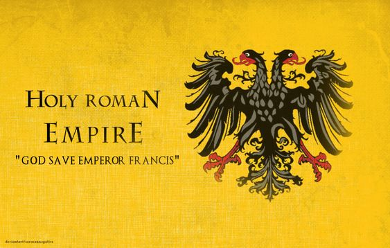 Holy Roman Empire Coat Of Arms By Saracennegative On Deviantart Roman Empire Holy Roman Empire Empire Wallpaper