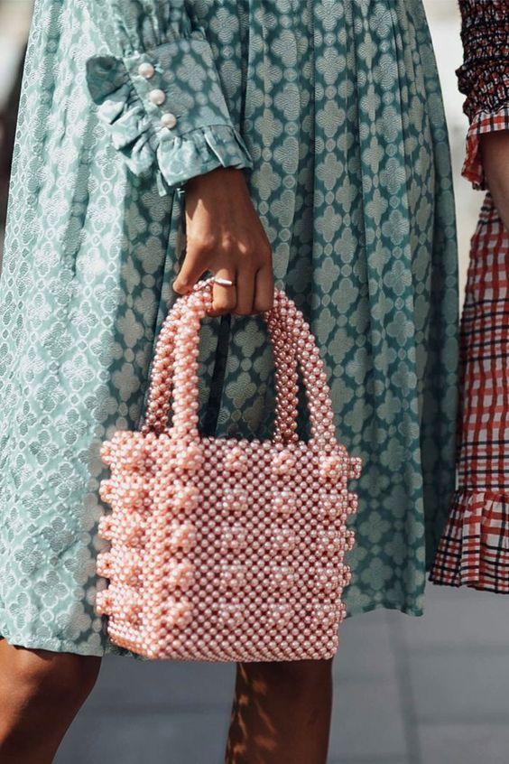 Top Pieces On My Spring Wishlist 2019 | Beaded bags, Fashion