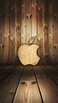 Appleと木目