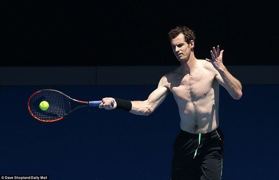 1/19/16 Via Live Tennis Results ‏  . World #2 Andy Murray beats @AlexZverev_ 6-1 6-2 6-3 in the 1st Round at #OzOpen #tennis