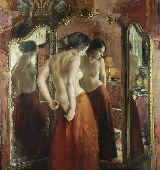 Una Bella Adagio, por Jeremy Mann