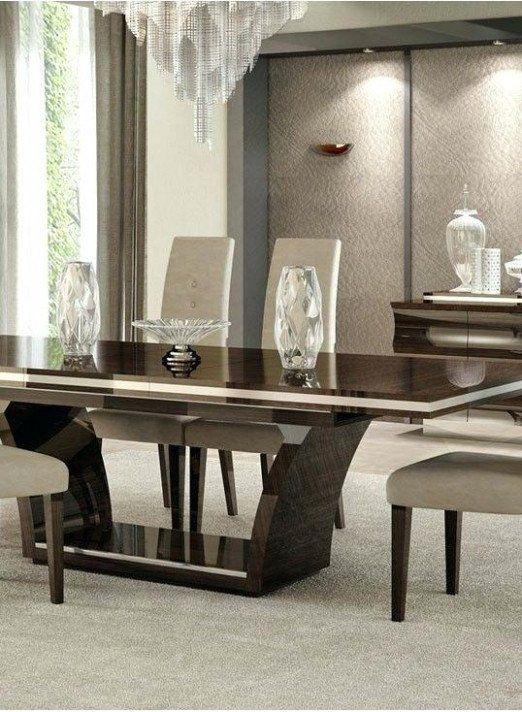 Dining Room Set Contemporary Modern Formal Contemporary Dining Room Set In 2020 Contemporary Dining Room Furniture Modern Dining Room Set Contemporary Dining Room Sets