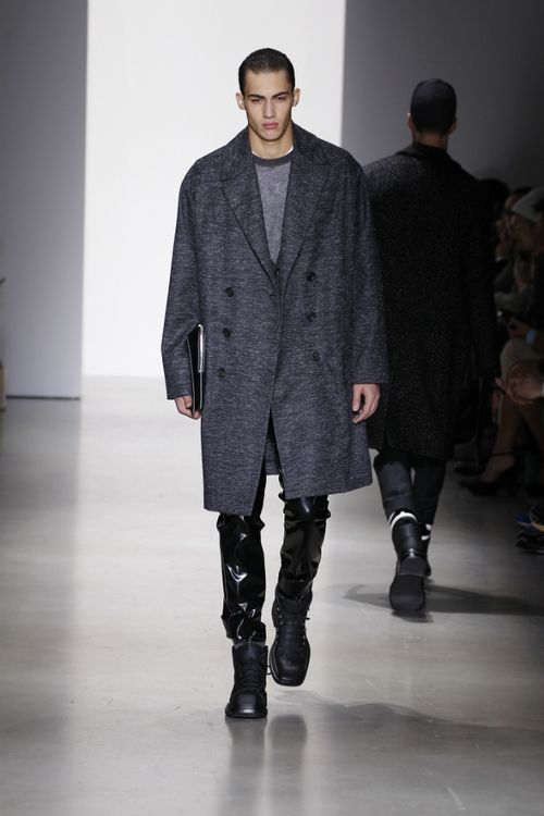 Calvin Klein Winter 15 Men