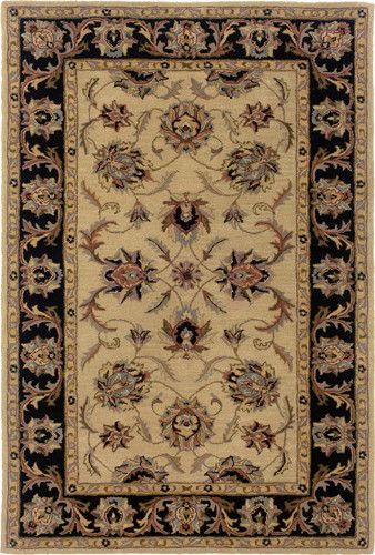 OrientalWeaversRugs-Windsor-Ivory-Black-23105